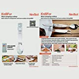 NexTool KT5011 KNISFOR - Camping set (knife, fork, spoon) Multifunctional Tools