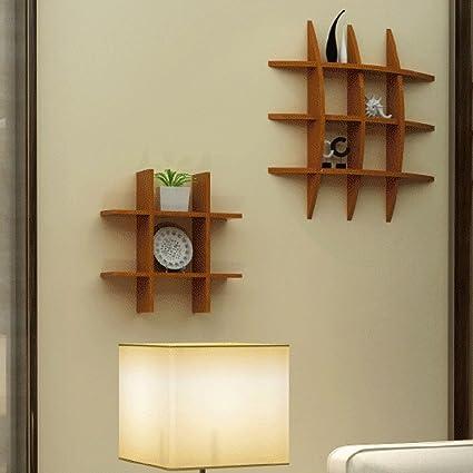 LZY Simplicidad moderna Accesorios decorativos Estante de ...