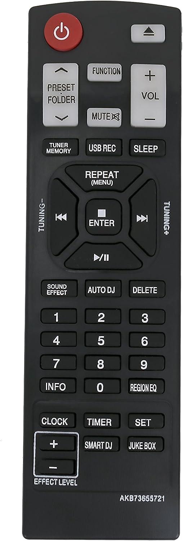 New AKB73655721 fit for LG Mini HiFi System CD Home Audio System CM8530S CMS8530 CMS8530F CM8330 CM8430 CM8430W CM8530 CMS8530FW CMS8530W CMS8530F/S/W CMS8530F/W CMS8530FSW