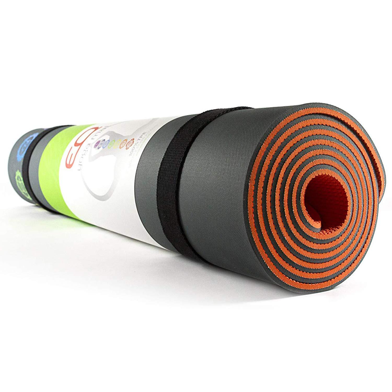 EQ | Esterilla de Yoga Ecológica - Estampado Chakras ...