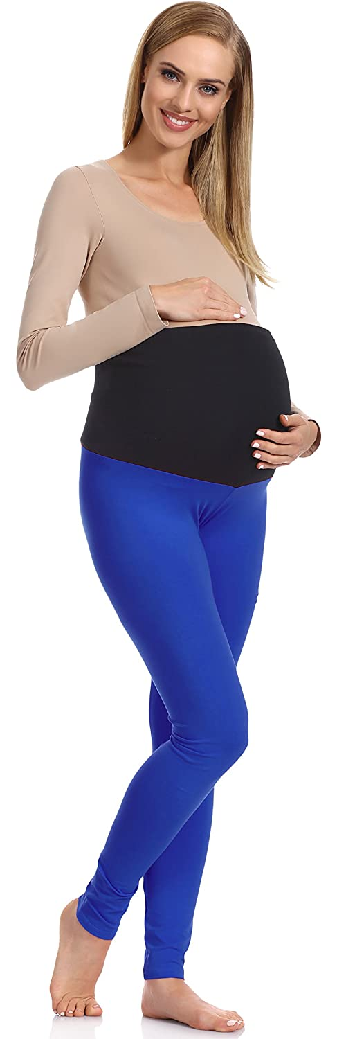 Be Mammy Damen Umstandsleggings 70