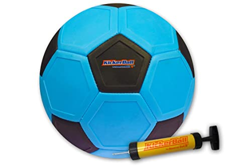 0ad11bc09dc Kickerball - Curve and Swerve Soccer Ball Football Toy - Kick Like The  Pros