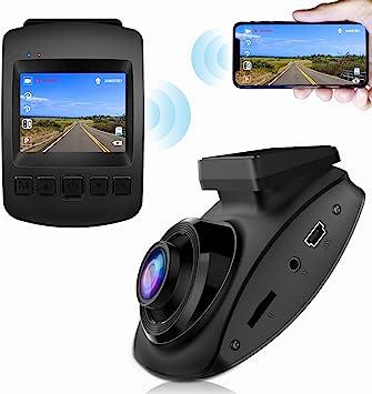 2021 Neue Version Chortau Dashcam Wifi Sony Sensor Full Hd 1080p 2 Zoll Bildschirm 170 Weitwinkel Auto Kamera Mit Notzeichnung Loop Aufnahme Park Monitor Bewegungserkennung Baumarkt