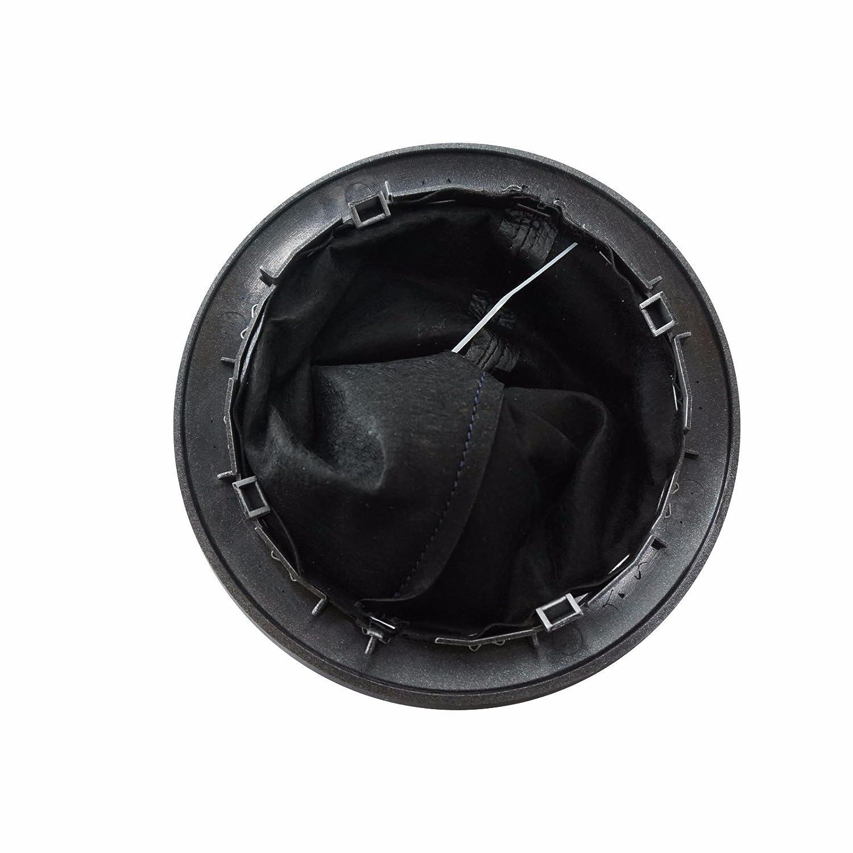 Amazon.com: Bross BSP549 Gear Shift Stick Boot Black Chrome 8200454976 For Renault Megane 2: Automotive