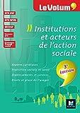 Institutions et acteurs de l'action sociale 3e édition - Le Volum' - Nº02