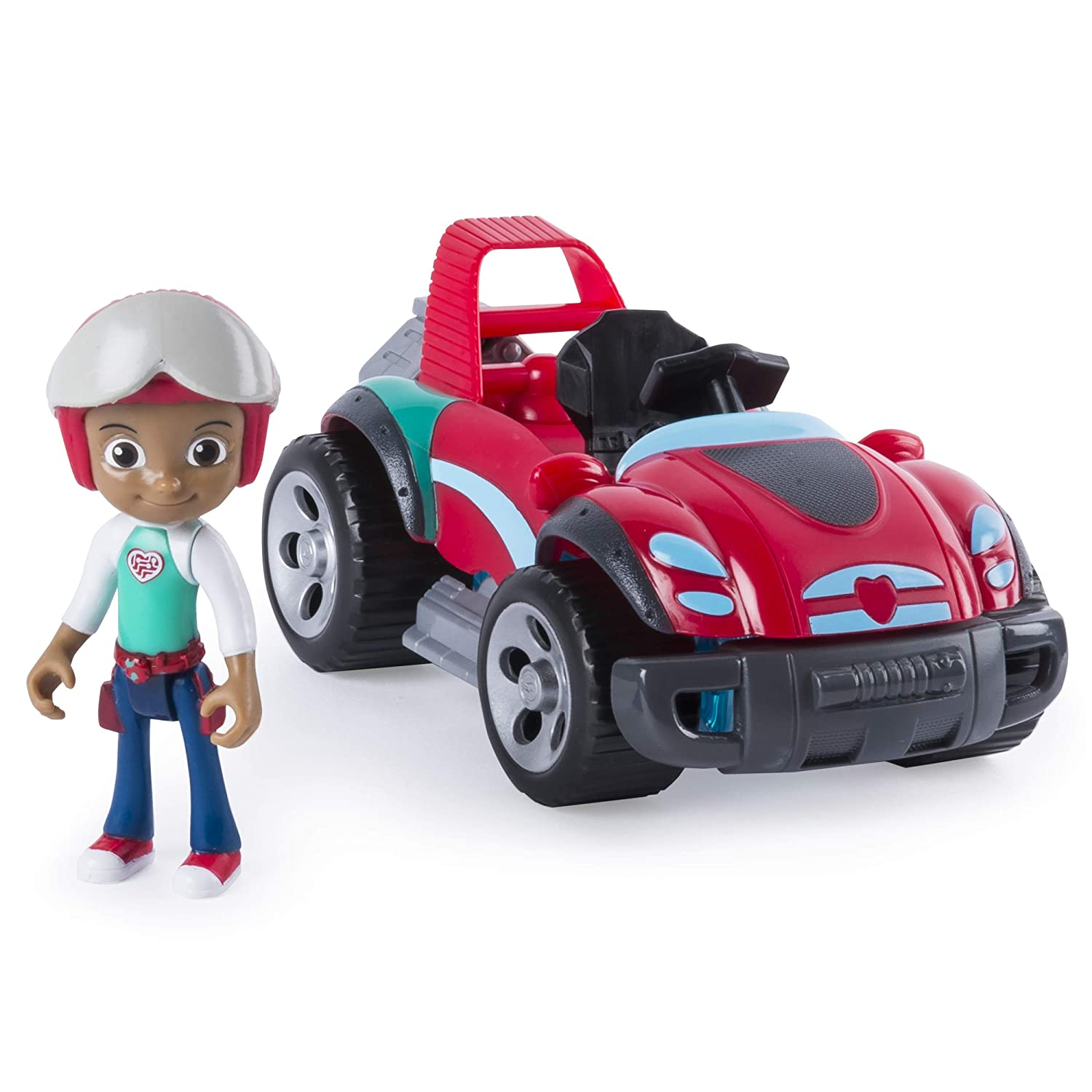 Rusty Rivets – Ruby's Buggy Build Spin Master 20073584