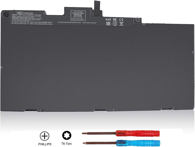 Shareway CS03XL CS03046XL Laptop Battery Compatible with HP ZBook 15u G3 G4 mt42 mt43 Elitebook 745 755 840 848 850 G3 G4 Series 800513-001 800231-141 800231-1C1 HSTNN-I33C-4