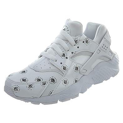 aec2239c86 Amazon.com | Nike Huarache Run Gs, Boys' Low Trainers | Sneakers