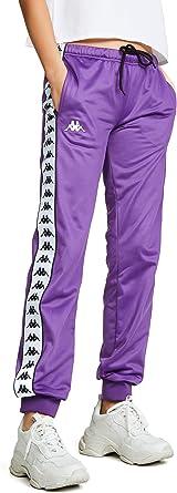 Kappa Banda Wrastoria - Pantalones de chándal para Mujer ...