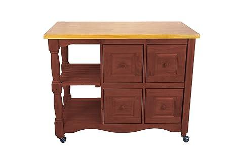 Amazon.com - Sunset Trading DCY-CRT-03-NLO Oak Selections ...