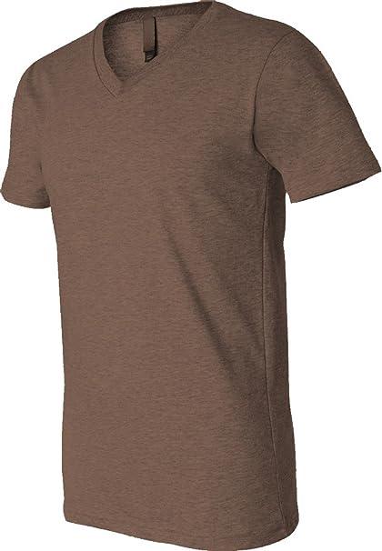 913de499f8 Bella + Canvas Unisex Jersey Short-Sleeve V-Neck T-Shirt (3005)  Amazon.ca   Sports   Outdoors