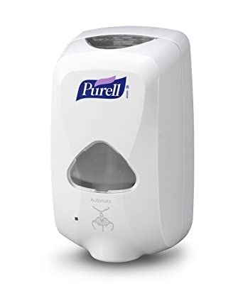 Dispensador Automático PURELL® TFXTM, 1200 ml, 2729-12-EEU00, Blanco: Amazon.es: Industria, empresas y ciencia