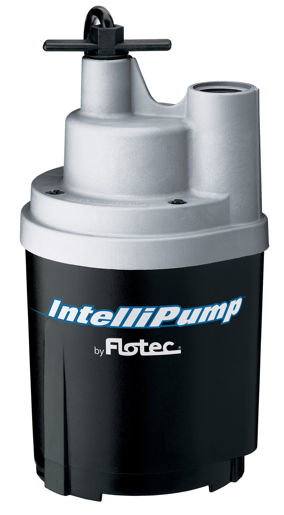 Pentair FPOS1775A Flotec IntelliPump Water Removal Utility Pump, 1790 Gph, 1/4 Hp, 115 Vac, 60 Hz, 15 Ft by Pentair