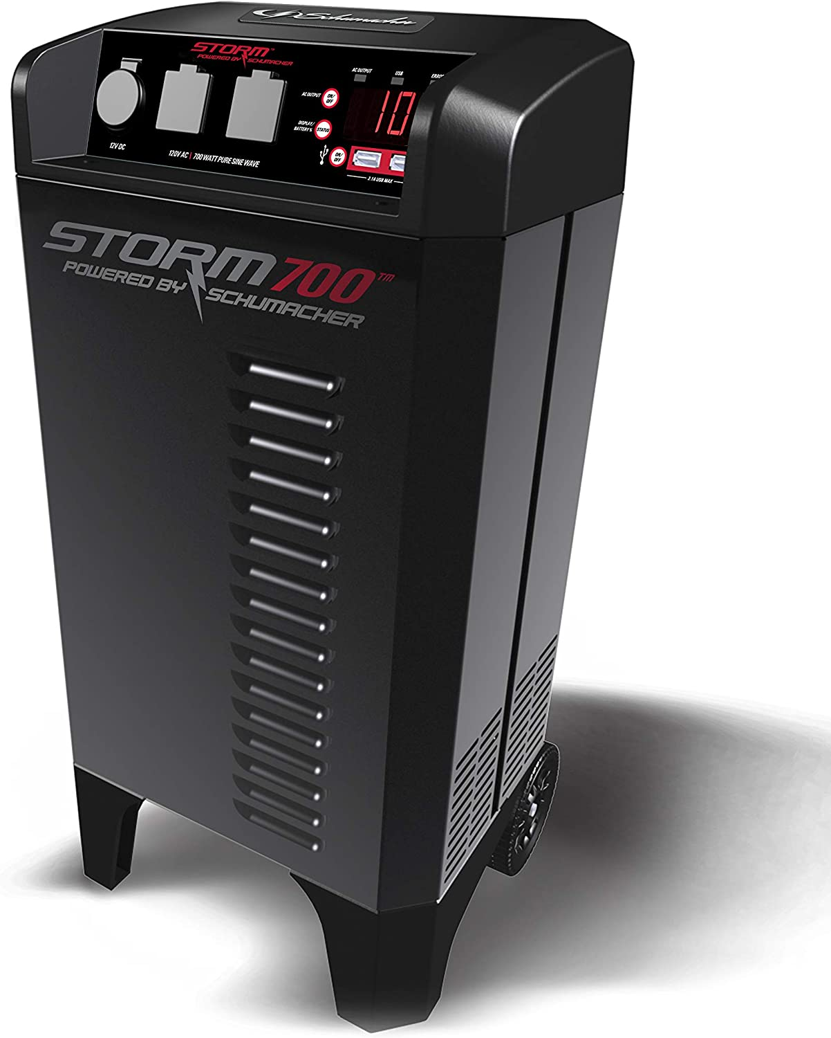 Schumacher SBP1 Storm 700W Portable Backup Power System