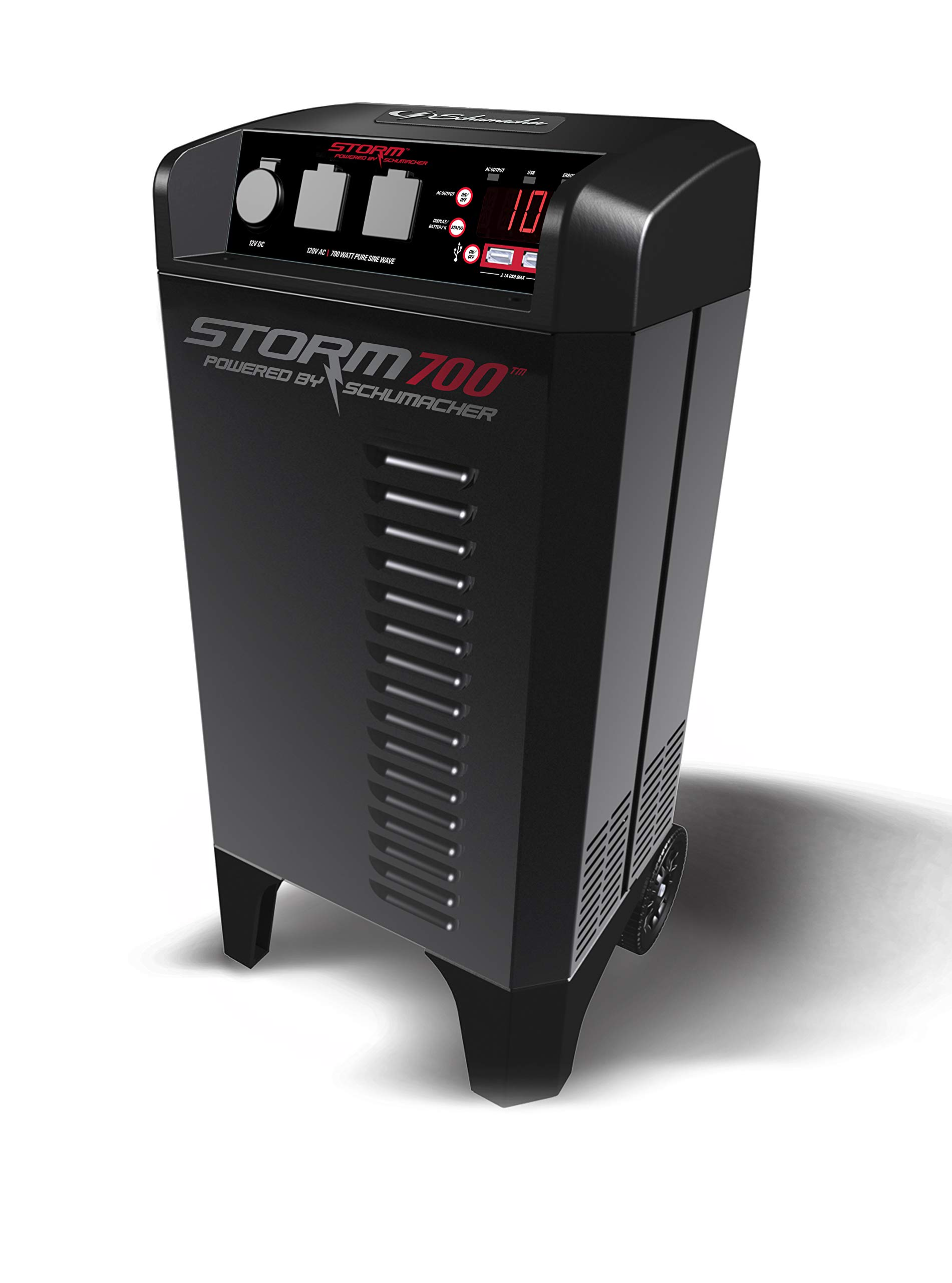 Schumacher SBP1 Storm 700W Portable Backup Power System by Schumacher