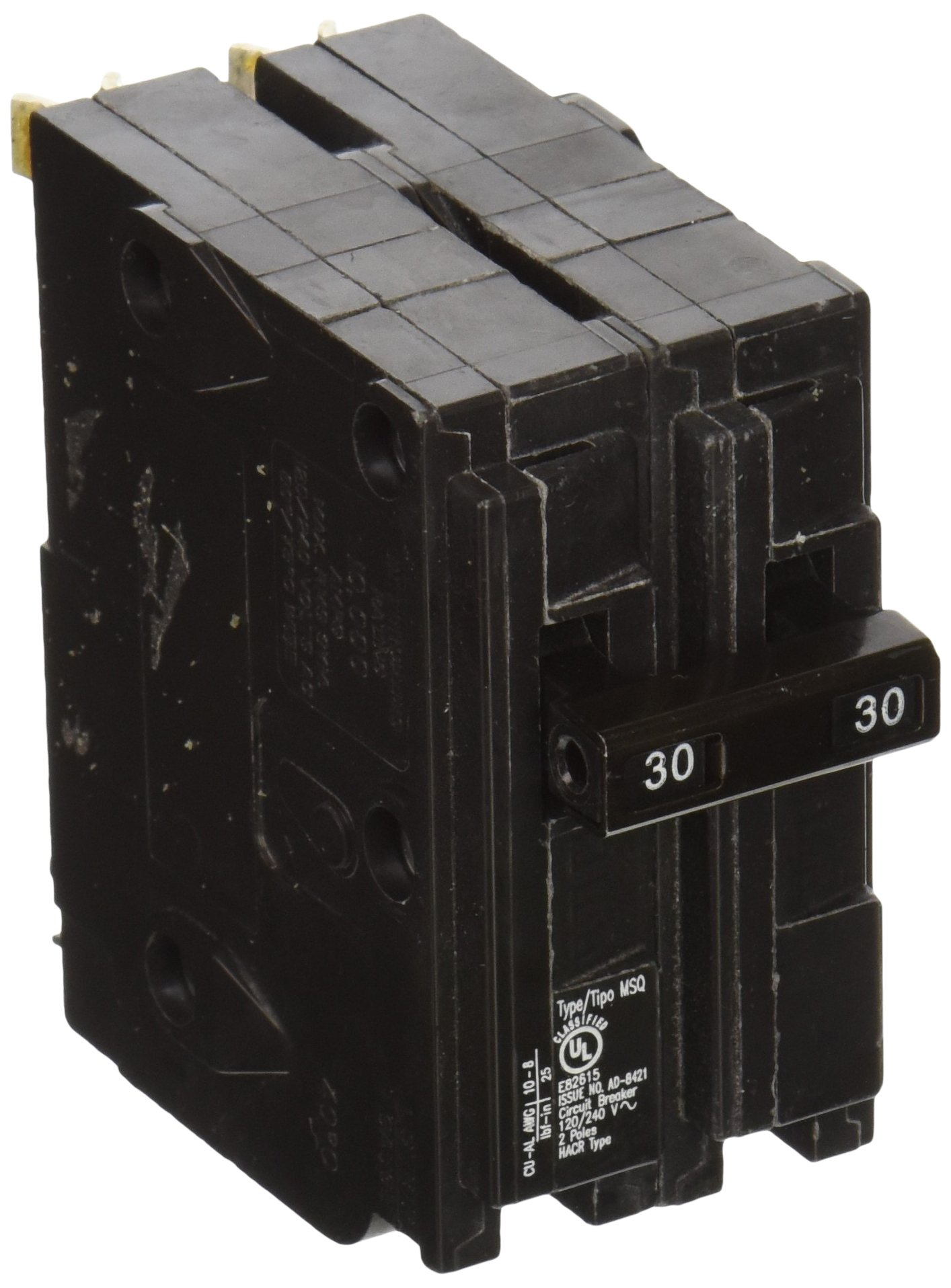 Murray MQ230 QO Replacement 30-Amp Double Pole Circuit Breaker