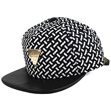bbd5e0700a0 Hater Woven Snapback Hat  Amazon.co.uk  Clothing