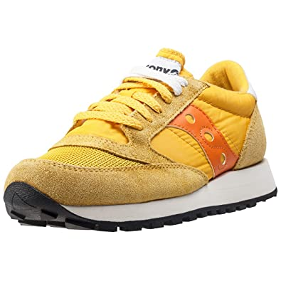 Saucony Formateurs Originaux De Jazz En Orange - Orange xp0zVnz42q