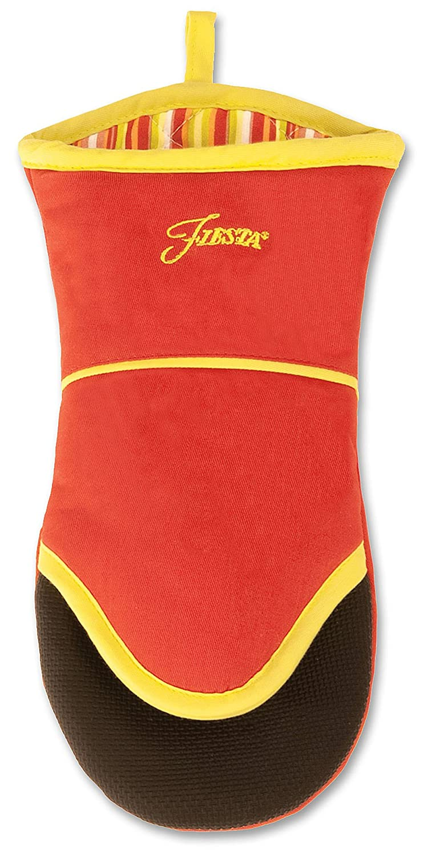 Fiesta Puppet Mitt I Color: Scarlet