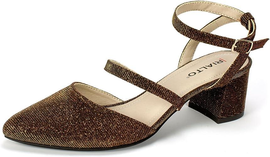 Rialto Marigold Womens Heel