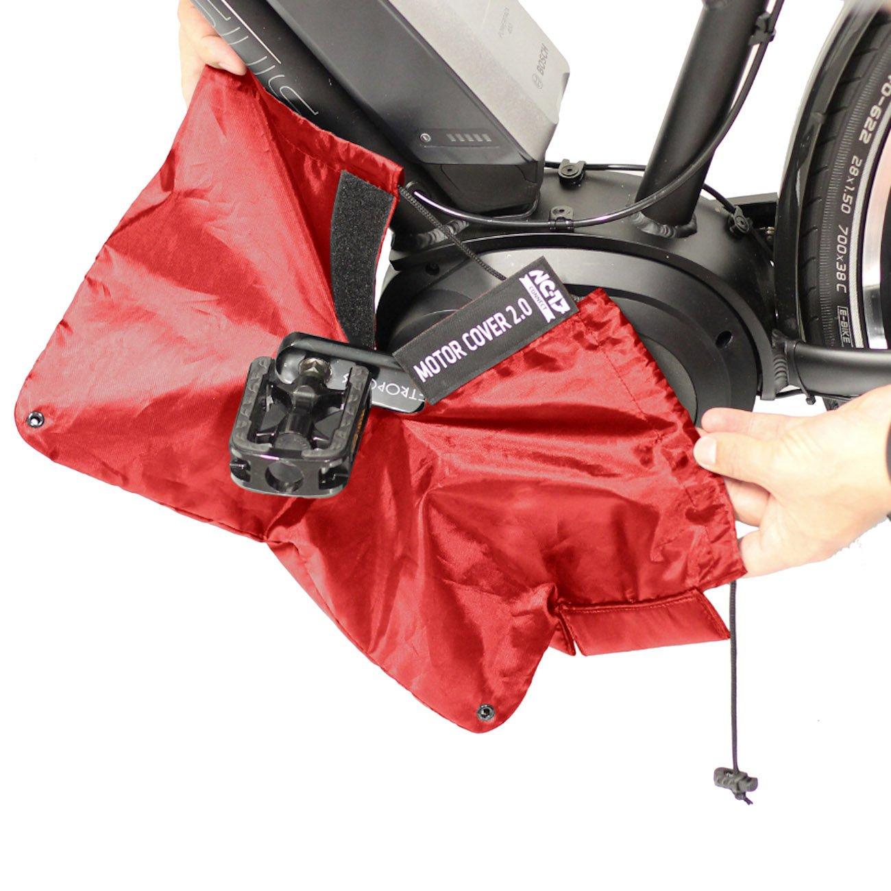 Schutzhülle, Motorschutz, Abdeckung, Motorcover für e bike