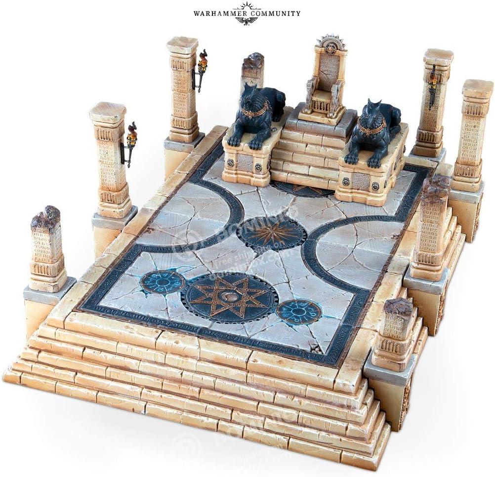 Games Workshop Dominion of Sigmar: Hallowed Stormthrone: Amazon.es ...
