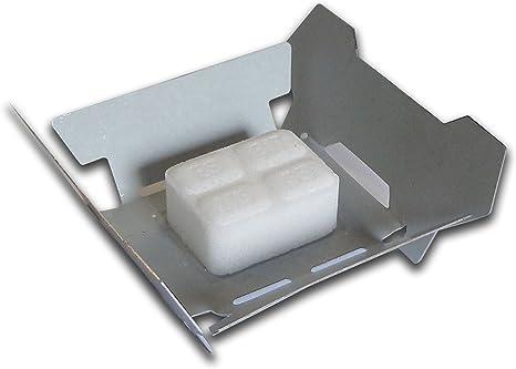 Esbit Ultralight Emergency Folding Pocket Stove