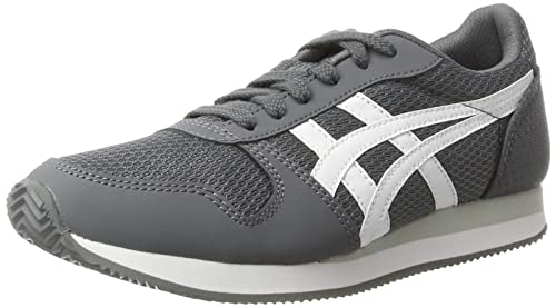 Asics Unisex Adults Curreo II Trainers, Grey (Carbon/White), 4 UK