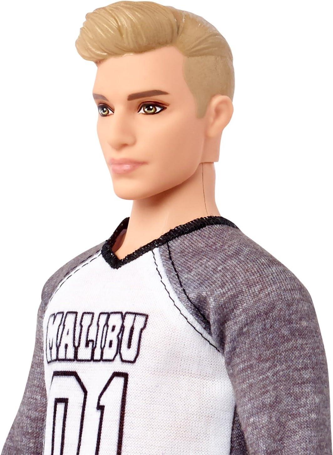 Amazon.es: Barbie Fashionista, muñeco Ken Camo Comeback (Mattel ...