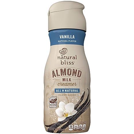 Coffee Mate Natural Bliss Almond Milk, Vanilla