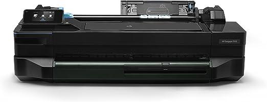 Hewlett Packard DESIGNJET T120 24 Plotter CQ891C#B19 A1/WLAN ...