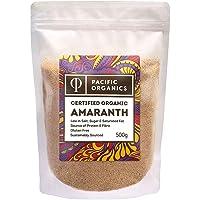 Pacific Organics Organic Amaranth Grain, 500g