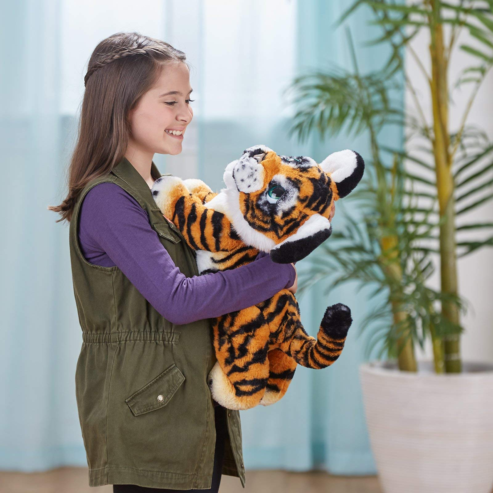 FurReal Roarin' Tyler, the Playful Tiger by FurReal (Image #4)