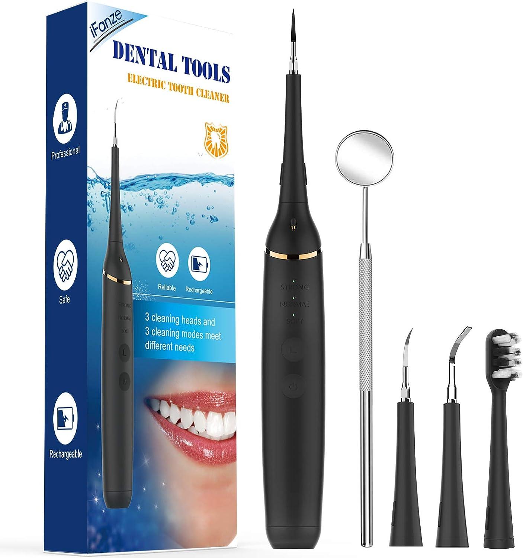 Limpieza Dental de Limpieza Blanquea Kit de Limpieza Bucal Kit de Limpiador Dental de quita Obstinado Manchas Dientes Kits de blanqueamiento de dientes