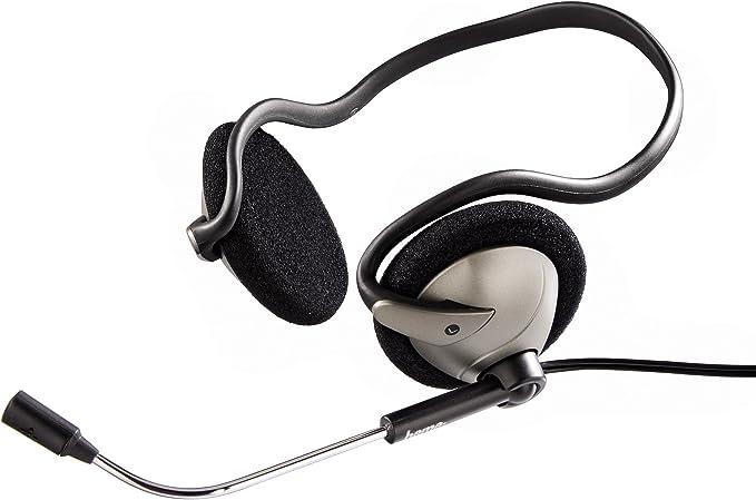 Hama Pc Nacken Headset Hs 220 Titan Stereo Computer Zubehör