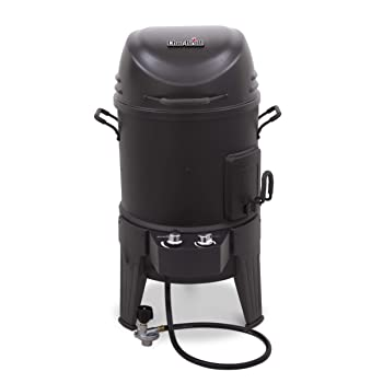 Char-Broil The Big Easy TRU-Infrared Roaster And Propane Smoker