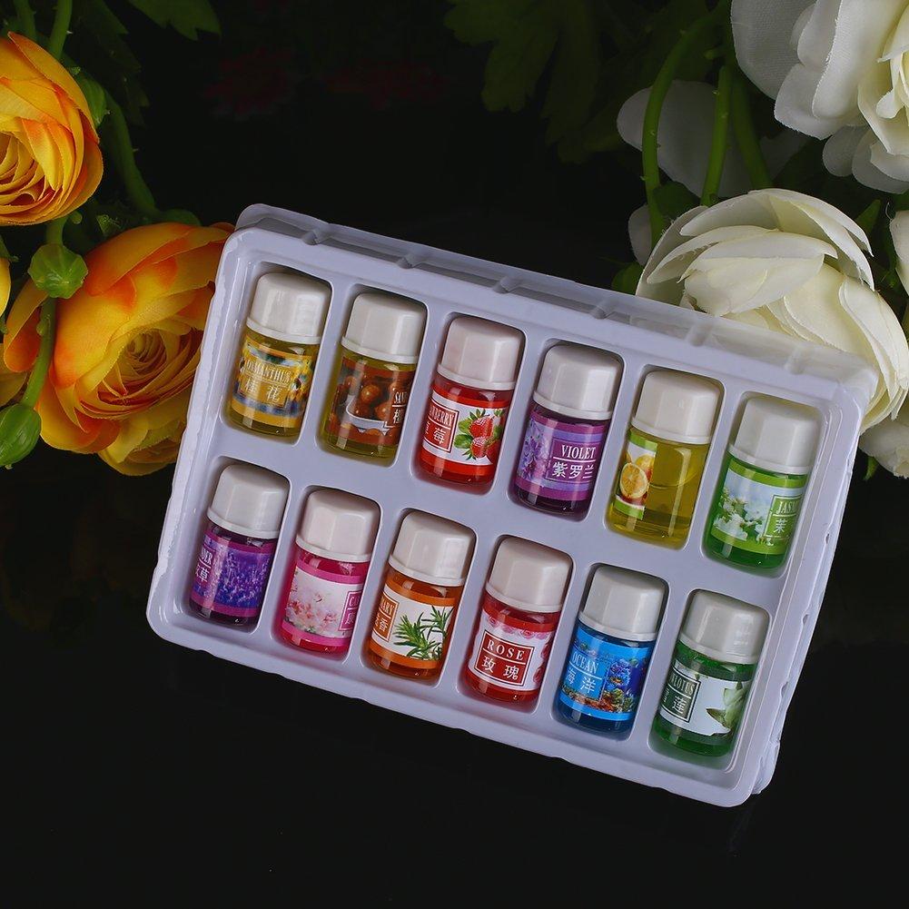 Msmask Ragazza di olio essenziale di pianta aromatica di aromaterapia delle donne di fragranza naturale di 12Smells Wome