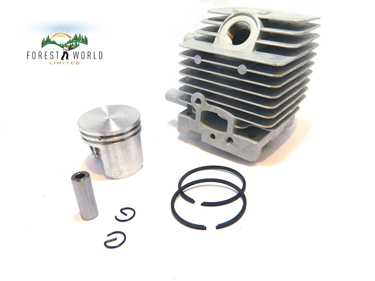 Cylinder & Piston 34mm for Stihl FS85, HS85