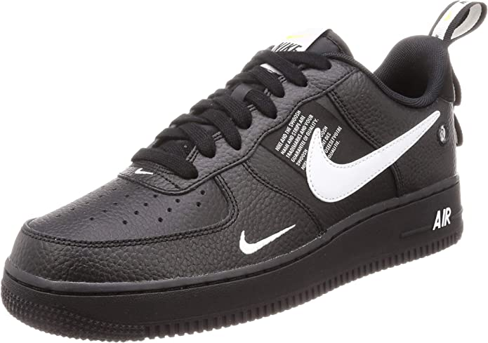 Amazon.com | Nike Air Force 1 07 LV8 Utility Mens Trainers ...