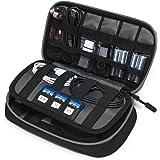 BAGSMART Organizzatore Universale per Cavetti Custodia da Viaggio per Dispositivi Elettronici e Accessori Organizer da Viaggio