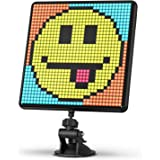 Divoom Pixoo-Max Pixel Display, APP Cellphone Control Display with 32 X 32 Programmable LED Screen for Home Decoration, Busin