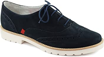 Marc Joseph NY Women's Made in Brazil Fashion Shoes NYC Lace-up