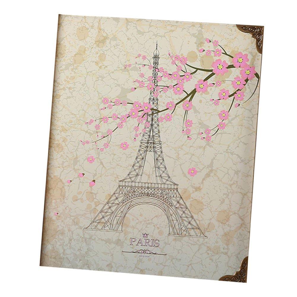 East Majik Scrapbook Album Gift Wedding Guestbook Travel Book