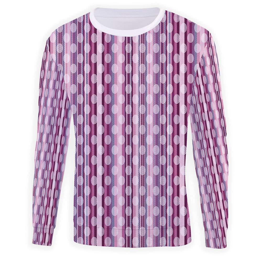 MOOCOM Adult Pineapple Crewneck Sweatshirt