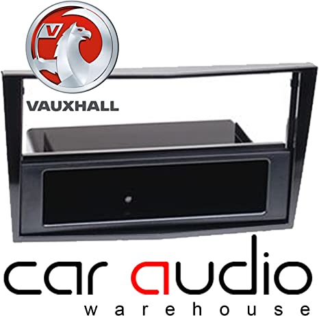 Vauxhall Astra 2004 On Car Stereo Single Din Fascia Facia Plate Panel