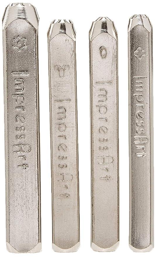 ImpressArt Arrow Metal Stamp Pack