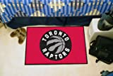 FANMATS NBA Toronto Raptors Nylon Face Starter Rug