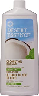 product image for Desert Essence Coconut Oil Mouthwash - 16 fl oz