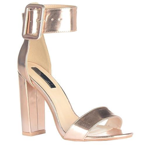 mejor sitio web 15645 9976a Linzi - Zapatos de vestir de Material Sintético para mujer ...