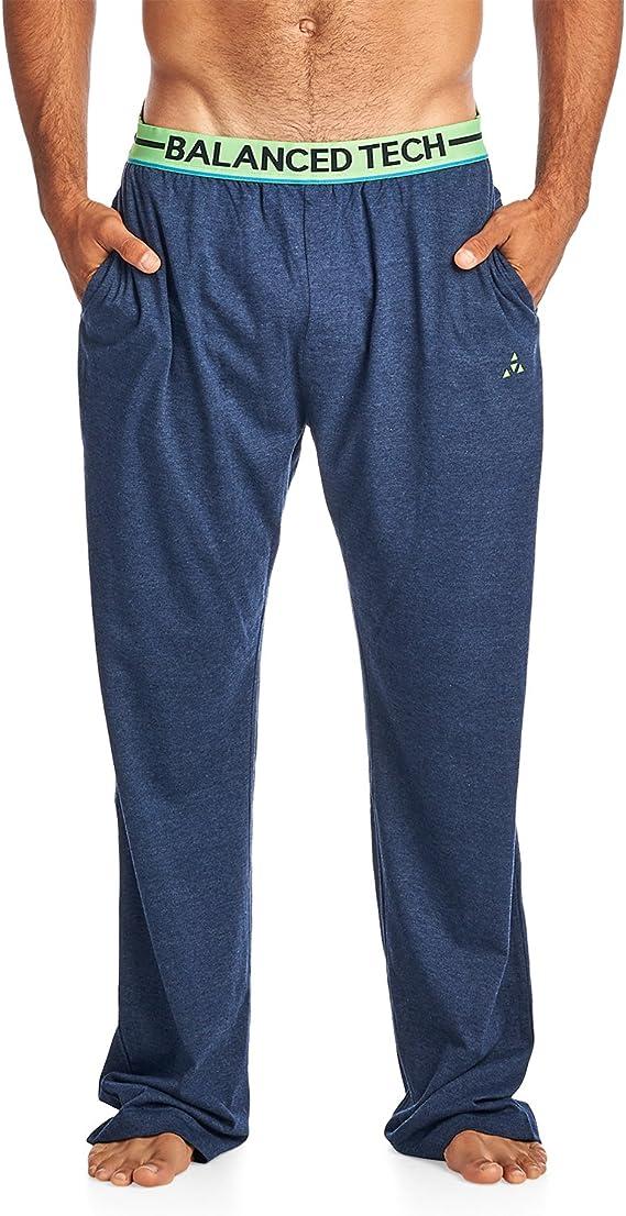model has worn blue pajama pants